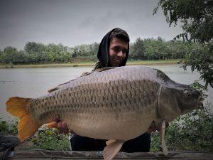 Bojlis-horgászbeszámoló
